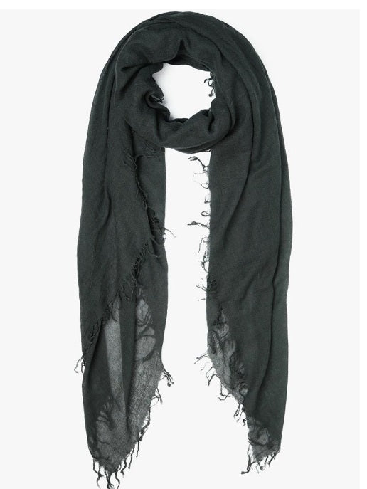 Cashmere & Silk Scarf in Urban Chic