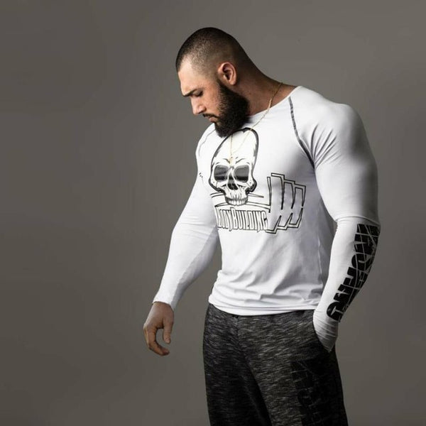 Critical Long Sleeve T-shirt - inshapekit