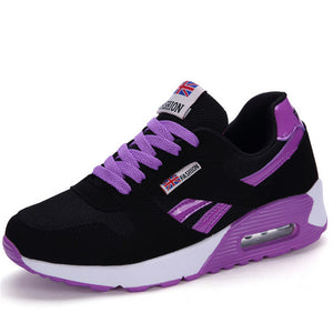 Air cushion Running shoes for women - inshapekit