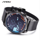 SINOBI Chronograph Military Mens Sport Watches - inshapekit