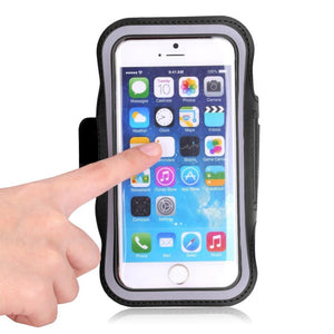 Waterproof Sport Arm Holder For Workout bag Phone - inshapekit