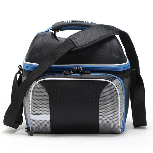 SIKOTE Shoulder Strap Waterproof Lunch Box 14L Cooler Bags - inshapekit
