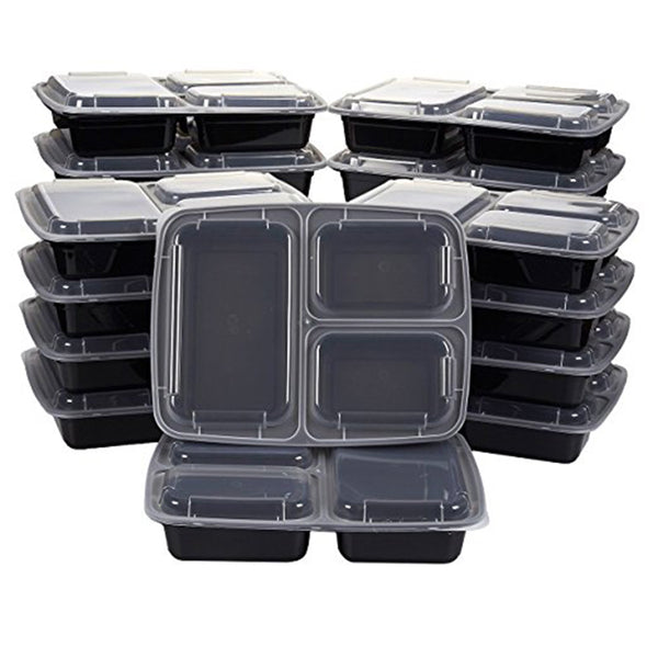 10Pcs Meal Prep Box Container - inshapekit