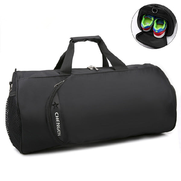 Waterproof Fitness Gym Bag With Shoes Store