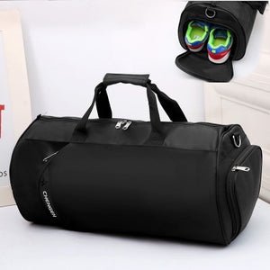 Waterproof Fitness Gym Bag With Shoes Store - inshapekit
