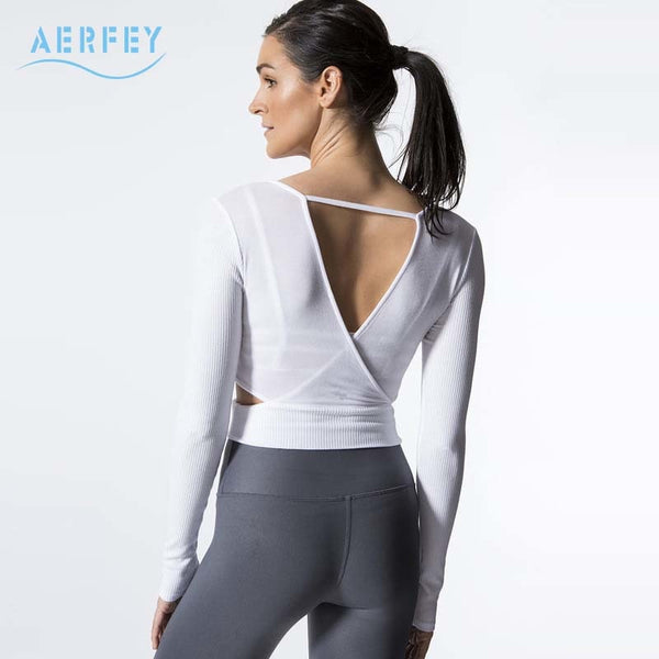 Energy Seamless Crop Vest