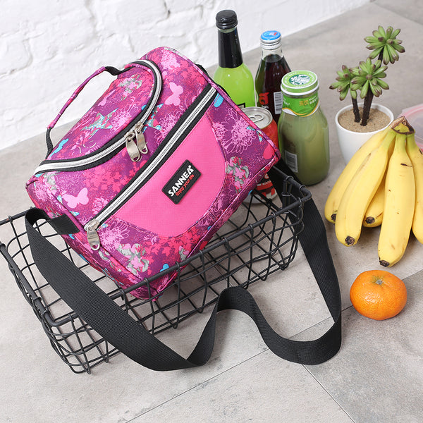 SANNE Simple and Stylish Thermo Lunch Bag Waterproof - inshapekit