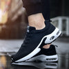 Mens running shoes sports breathable for gym