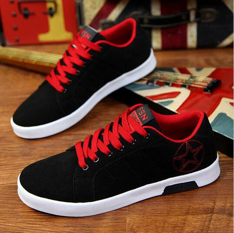 Trendy Sleek Design Casual Shoes