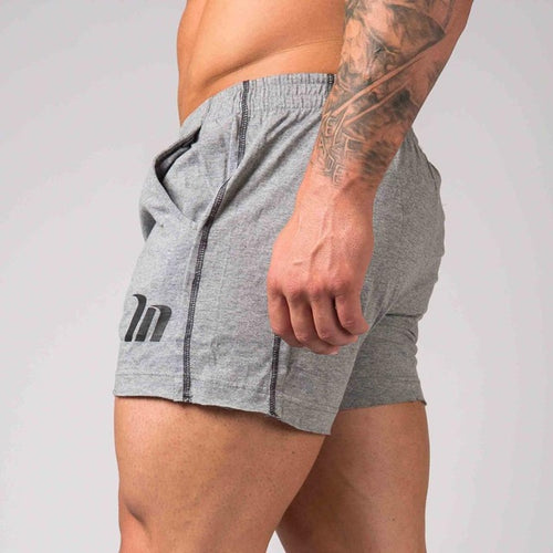 Professional Mens Cotton Slim Shorts - inshapekit