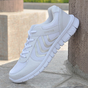 Super Light Sneakers Breathable - inshapekit