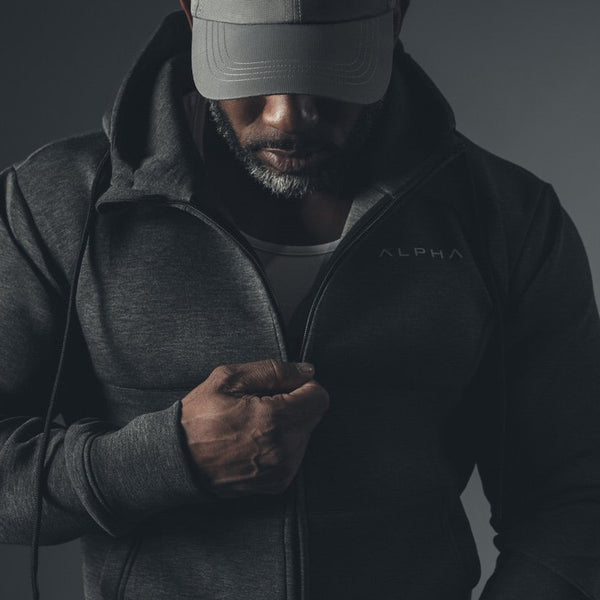 New Alpha series Hoodies - inshapekit
