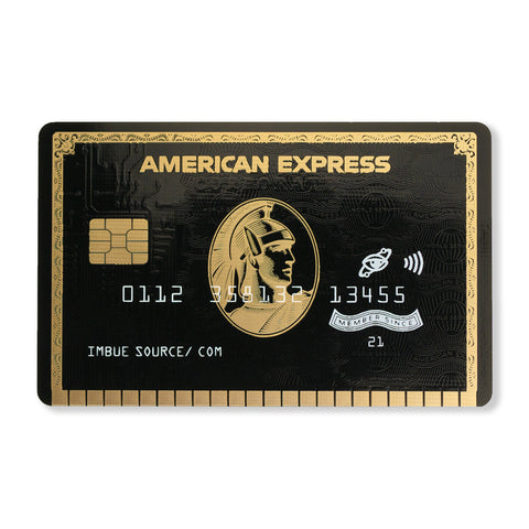 PCB Credit Card (Black)