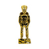 Ancient Astronaut Nefertiti (Gold)