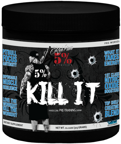 5% Nutrition Kill It 30 Servings - Fitness Mania Supps