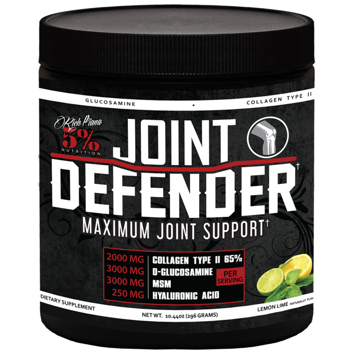 5% Nutrition JOINT DEFENDER 20 Servings - Fitness Mania Supps