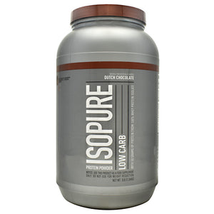 "NATURE""S BEST LOW CARB ISOPURE 3lbs - Fitness Mania Supps"