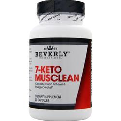 Beverly International 7-KETO MUSCLEAN 90 Capsules - Fitness Mania Supps