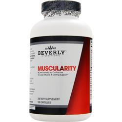 Beverly International MUSCULARITY 180 Capsules - Fitness Mania Supps
