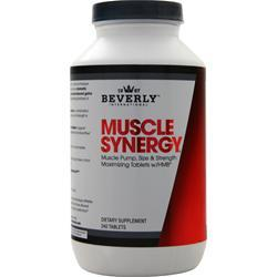 Beverly International MUSCLE SYNERGY 240 Tablets - Fitness Mania Supps
