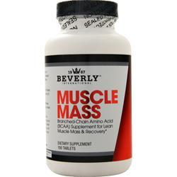Beverly International MUSCLE MASS 150 Tablets - Fitness Mania Supps