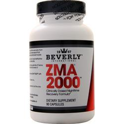 Beverly International ZMA 2000 90 Capsules - Fitness Mania Supps