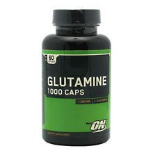 Optimum Nutrition GLUTAMINE 1000 CAPS - Fitness Mania Supps