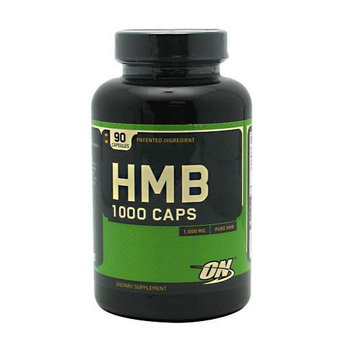 Optimum Nutrition HMB 1000 CAPS 90 Capsules - Fitness Mania Supps