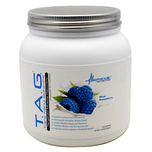 Metabolic Nutrition T.A.G. 400 Grams - Fitness Mania Supps