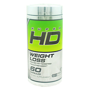 Cellucor Super HD 60 Capsules - Fitness Mania Supps