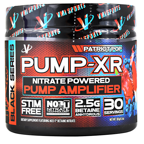 VMI Sports PUMP-XR 30 Servings - Fitness Mania Supps