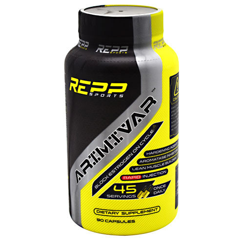 REPP SPORTS ARIMIVAR 90 Capsules - Fitness Mania Supps