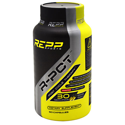 REPP SPORTS R-PCT 60 Capsules - Fitness Mania Supps