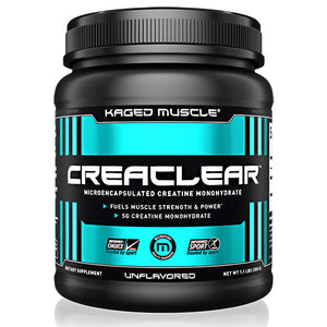 Kaged Muscle CREACLEAR 500 Grams - Fitness Mania Supps