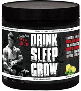 5% Nutrition DRINK SLEEP GROW 30 Servings - Fitness Mania Supps