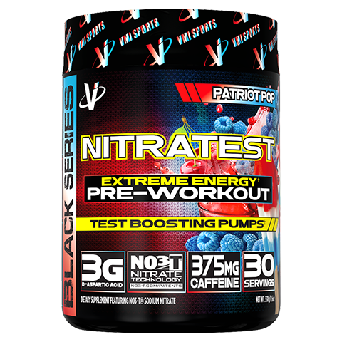 VMI Sports NITRATEST 30 Servings - Fitness Mania Supps