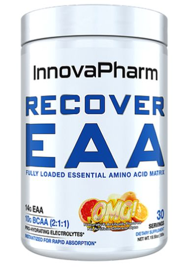 InnovaPharm RECOVER EAA 30 Servings - Fitness Mania Supps
