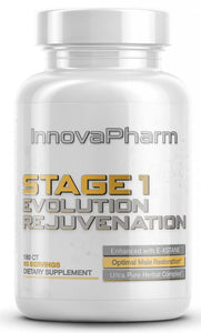 InnovaPharm STAGE1 EVOLUTION REJUVENATION 180 Capsules - Fitness Mania Supps