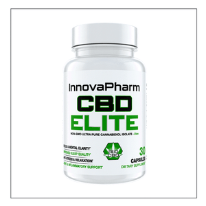 InnovaPharm CBD Elite - Fitness Mania Supps