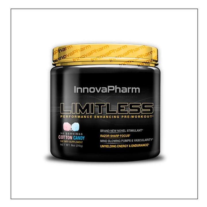 InnovaPharm LIMITLESS 30 Servings - Fitness Mania Supps