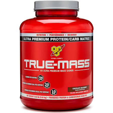 BSN TRUE-MASS 5.82lbs - Fitness Mania Supps