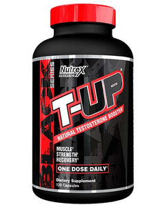 Nutrex T-UP 120 Capsules - Fitness Mania Supps