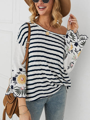 Loving Heart Printed Drawstring Tee