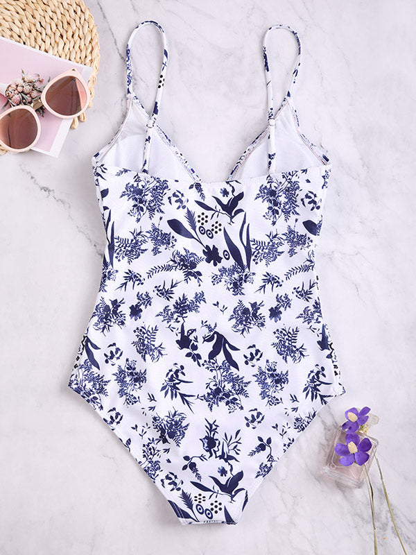 Bohemia Hollow One-piece Swim Suit