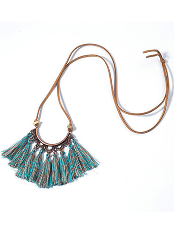 Vintage 5 Colors Necklaces Accessories