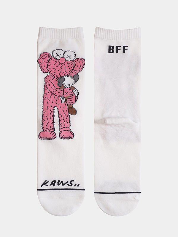 Graffiti Fashion Street Socks