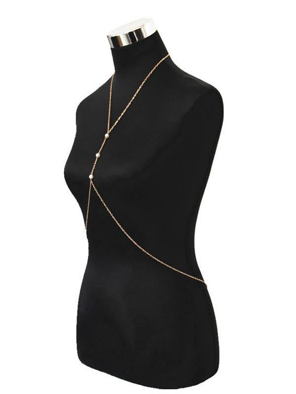 Bohemia Body Chain Accessories