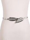 Popular Elastic Leaf Waist Chain Accessories