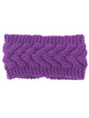 Wollen Twist Hair Band Accessories