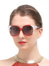 Classical Popular Ultra-violet Ray Intercepting Retro Sunglasses